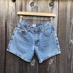 Calvin Klein   Denim Shorts   Vintage